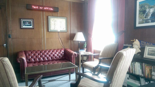Mayor Myrick's office